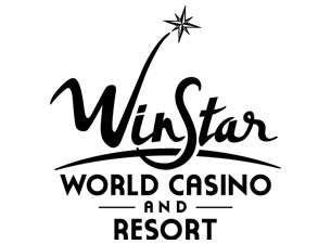 Logo for Global Event Center at WinStar World Casino and Resort