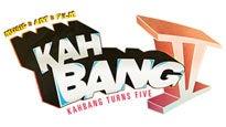 KahBang Festival