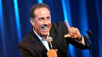 Jerry Seinfeld presale password for hot show tickets in Charleston, WV (Charleston Municipal Auditorium)