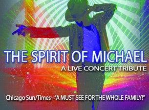 Spirit of Michael JacksonTickets