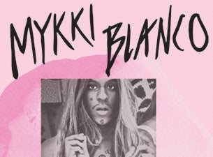 Mykki Blanco Tickets