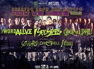 The Word Alive Tickets