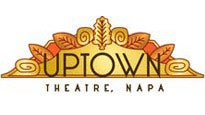 Logo for Uptown Theatre Napa