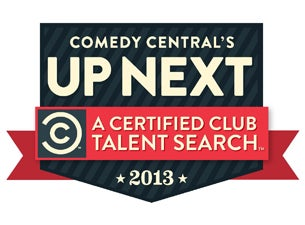 Comedy Central's Up NextTickets