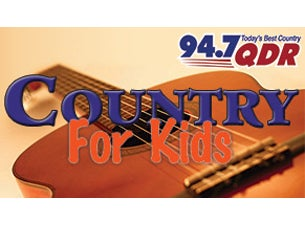WQDR Country for the Kids Concert Tickets