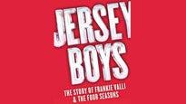 Jersey Boys (Touring) presale password for show tickets in Huntsville, AL (Von Braun Center Concert Hall)