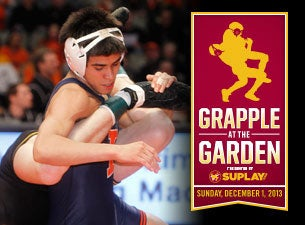 Grapple At the Garden Tickets