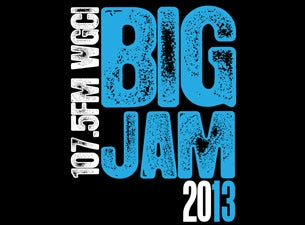 Big Jam Tickets