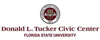 Logo for Donald L. Tucker Civic Center at Florida State University