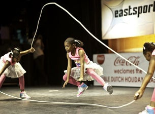 Double Dutch Holiday Classic Tickets