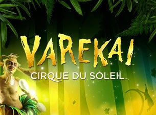 varekai tickets