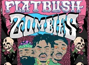 Flatbush Zombies Tickets