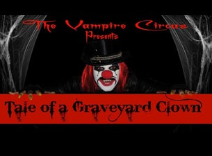 The Vampire Circus Tickets