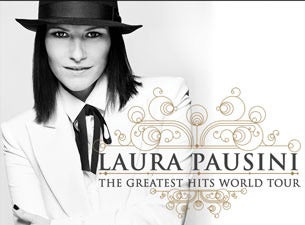 Laura Pausini Tickets