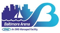 Logo for Baltimore Arena (formerly 1st Mariner Arena)