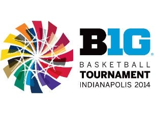 2014 Big Ten Men's Basketball Tournament - All Session Ticket Tickets