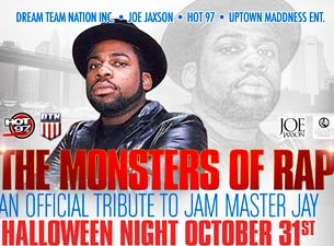 Monsters of Rap Tickets