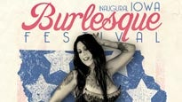 Iowa Burlesque Festival at Adler Theatre