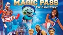 Magic Pass: 30-minute interactive event from 5:30PM-6:00PM