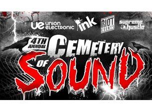 Cemetery of Sound Tickets