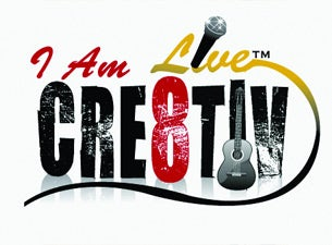 I AM CRE8TIV LIVE Tickets