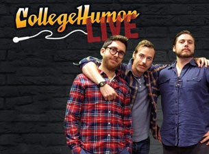Collegehumor Live Tickets