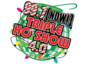 99.7 [NOW!] Triple Ho Show Tickets