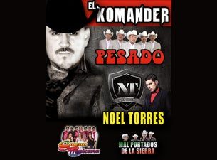 El Komander Tickets