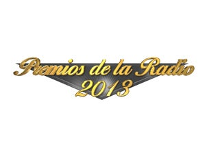 Premios De La Radio Tickets