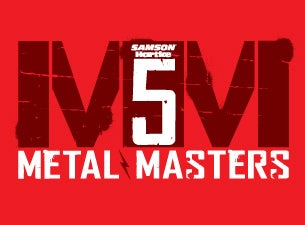 Metal Masters Tickets