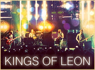 Kings of Leon Tickets