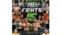 Carolina Cage Fights 15 pre-sale password for early tickets in North Charleston