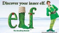 Elf the Musical (Touring) at STEPHENS AUDITORIUM