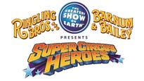 Ringling Bros. and Barnum & Bailey: Super Circus Heroes pre-sale code for performance tickets in Biloxi, MS (Mississippi Coast Coliseum)