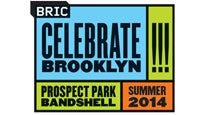 Logo for Celebrate Brooklyn at the Prospect Park Bandshell