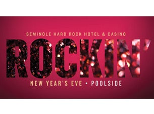 Rockin' Nye Poolside Party Tickets