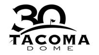 Logo for Tacoma Dome