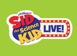 Sid The Science Kid Tickets