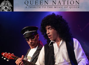Queen Nation Tickets