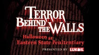 Terror Behind the Walls @ Eastern State Penitentiary Tickets