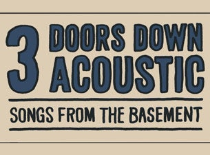 3 Doors Down Tickets
