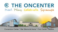 Logo for The Oncenter War Memorial Arena