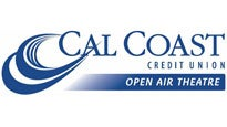 Logo for Cal Coast Credit Union Open Air Theatre at SDSU