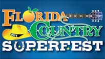 Florida Country Superfest - 2 Day Ticket Package