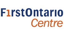 Logo for FirstOntario Centre (Formerly Known as Copps Coliseum)