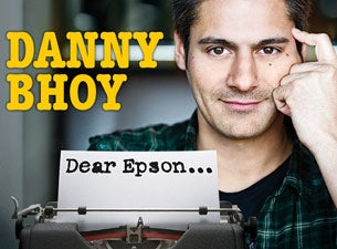 Danny BhoyTickets