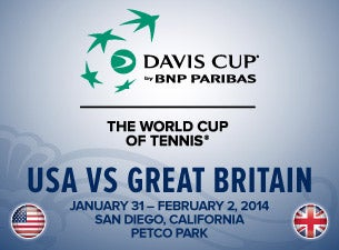Davis Cup Tennis Tickets