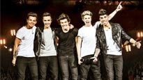 presale password for One Direction: Where We Are Tour tickets in Chicago - IL (Soldier Field)