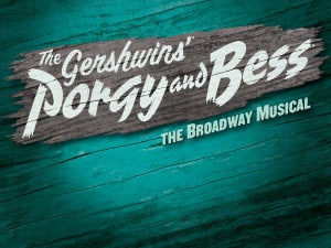 The Gershwins' Porgy and Bess (Touring) Tickets