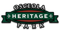 Logo for Osceola County Stadium at Osceola Heritage Park